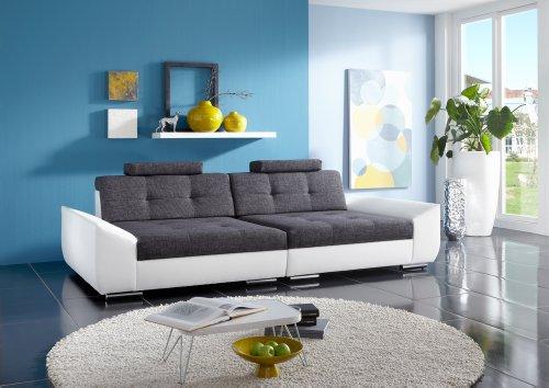 Big Sofa Alpha - Made in Germany - Freie Stoff und Farbwahl ohne Aufpreis aus unserem Sortiment (ausser Echtleder). Nahezu jedes Sondermaß möglich! Sprechen Sie uns an. Info unter 05226-9845045 oder info@highlight-polstermoebel.de