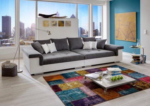 Big Sofa Relax - Made in Germany - Freie Stoff und Farbwahl ohne Aufpreis aus unserem Sortiment (ausser Echtleder). Nahezu jedes Sondermaß möglich! Sprechen Sie uns an. Info unter 05226-9845045 oder info@highlight-polstermoebel.de