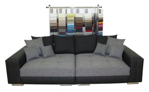 Big Sofa Style - Made in Germany - Freie Stoff und Farbwahl ohne Aufpreis aus unserem Sortiment (ausser Echtleder). Nahezu jedes Sondermaß möglich! Sprechen Sie uns an. Info unter 05226-9845045 oder info@highlight-polstermoebel.de