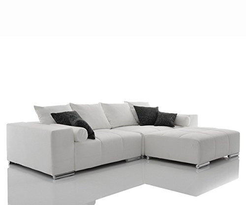 Bigsofa-Marbeya-Weiss-Big-Sofa-inklusive-Sitzhocker-und-Kissen-0-0