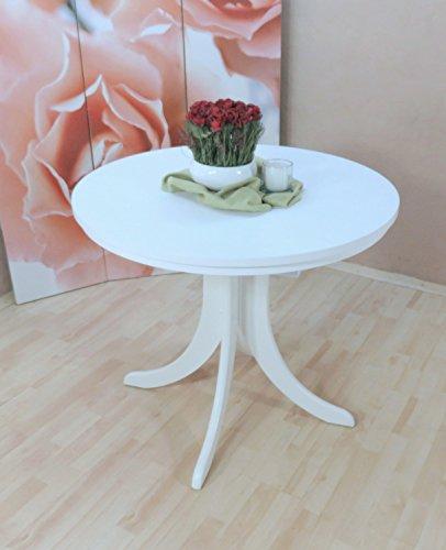 Bistrotisch Rom Farbe: Weiß