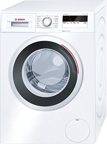 Bosch WAN28120 Serie 4 Waschmaschine FL/A+++/157 kWh/Jahr/1390 UpM/7 kg/AquaStop-Schlauch/weiß