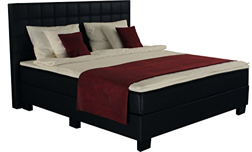 boxspringbett polsterbett boxspringbetten mit federkern. Black Bedroom Furniture Sets. Home Design Ideas