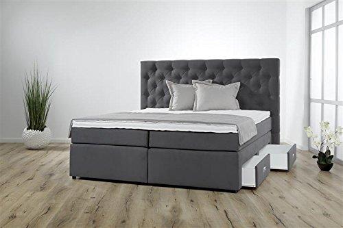 Breckle-Boxspringbett-180-x-200-cm-Lerche-Box-mit-Stauraum-500-Hollanda-1000-Gel-Topper-Gel-Comfort-0