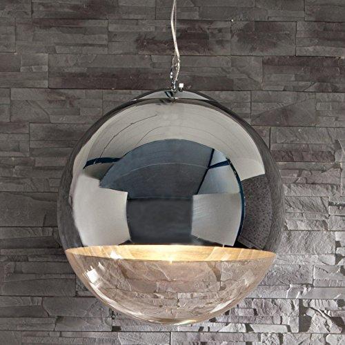 CAG-DESIGN-LOUNGE-HNGELAMPE-HNGELEUCHTE-PELOTA-GLAS-CHROM-40cm--0