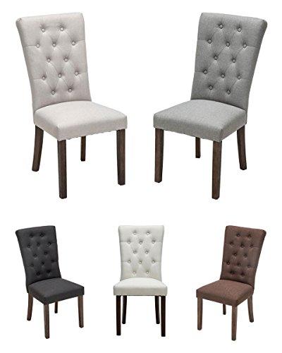 clp hochlehner polsterstuhl esszimmer stuhl emden eichenholz gestell stoffbezug stilvolle. Black Bedroom Furniture Sets. Home Design Ideas