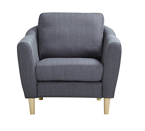 CLP-Polster-Sessel-NOVA-mit-Stoffbezug-Fe-aus-Birkenholz-dicke-Polsterung-langlebiger-Sitzkomfort-FARBWAHL-grau-0