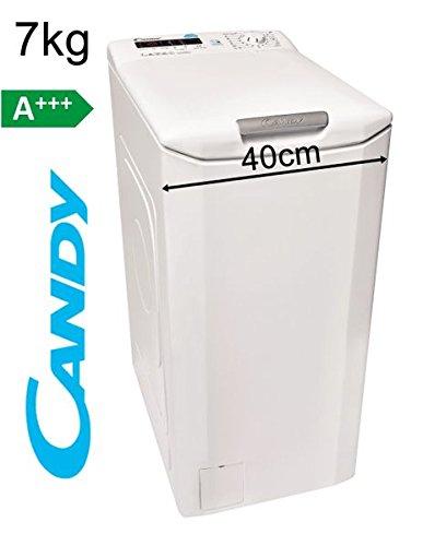Candy-Toplader-7Kg-Waschmaschine-40cm-1400-Umin-A-Display-Startzeitvorwahl-0