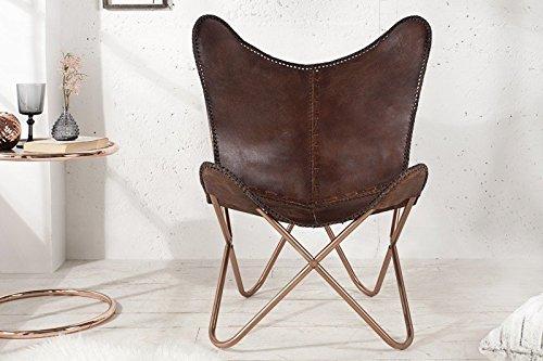 Casa-Padrino-Echleder-Designer-Sessel-Braun-Relax-Leder-Stuhl-0