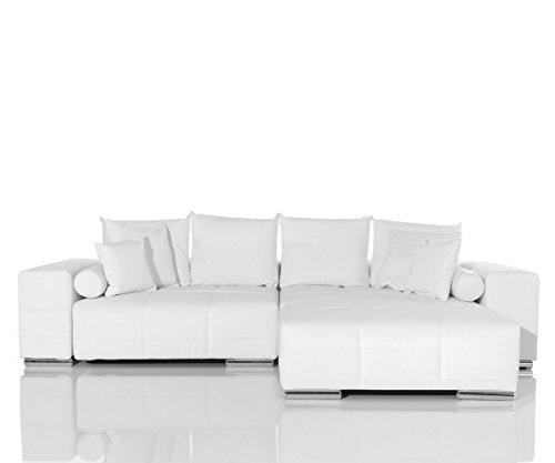 Couch-Marbeya-Weiss-inklusive-Hocker-und-Kissen-Big-Sofa-0