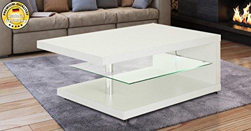 couchtisch wohnzimmertisch 392983 wei mit led beleuchtung 0 m bel24. Black Bedroom Furniture Sets. Home Design Ideas