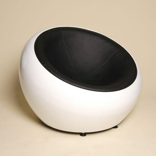 DESIGN-LOUNGE-BALL-SCHALEN-SESSEL-retro-mbel-stuhl-C12-weiss-schwarz-0