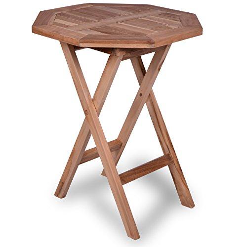 DIVERO-Balkontisch-Gartentisch-Tisch-Beistelltisch-Holz-Teak-klappbar-60-cm-0