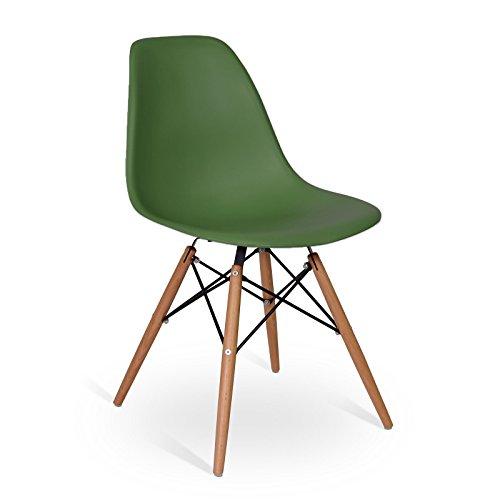 DSW Stuhl Stil - Grün Tee