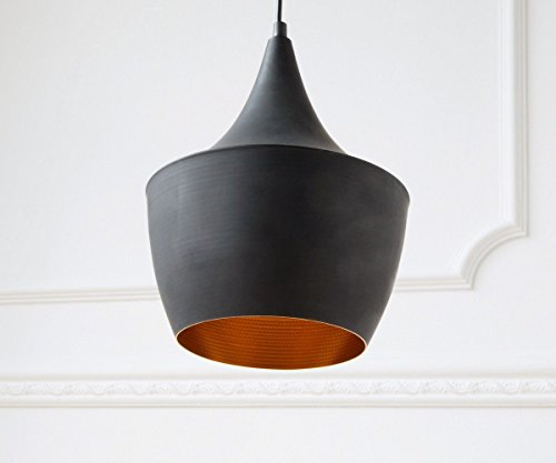 Deckenleuchte-Calathia-Schwarz-17x30cm-Aluminium-Pendelleuchte-0
