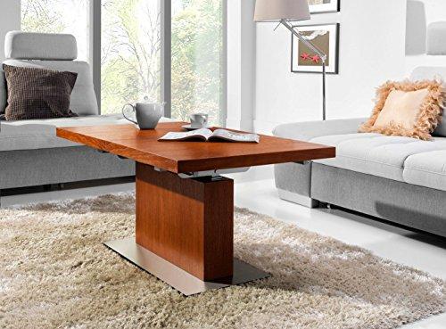 design couchtisch tisch mn 7 kirschbaum h henverstellbar ausziehbar m bel24. Black Bedroom Furniture Sets. Home Design Ideas