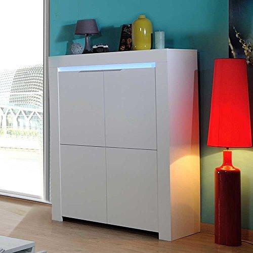 Design-Highboard-mit-Farbwechsel-Beleuchtung-Hochglanz-Wei-Pharao24-0