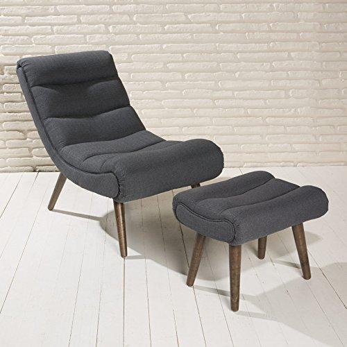 Design-Polstersessel-Sessel-Roma-dunkel-grau-Relaxsessel-mit-Hocker-Stoff-Holz-0