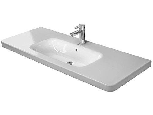 Duravit DuraStyle Möbelwaschtisch mit Überlauf, 1200 mm Lieferbar ab Juni!!• 1200 x 480 28,5 mm, w