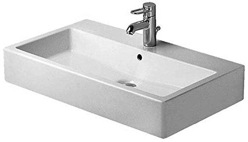Duravit Waschbecken Vero 700 mm, ohne Hahnloch, weiss, 0454700060