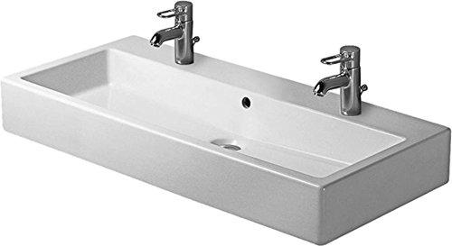 Duravit-Waschbecken-Vero-Breite-100cm-2-Hahnlcher-schwarz-mit-Wondergliss-Beschichtung-454100824-0