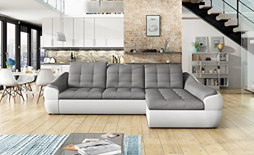 ecksofa infinity mini mit schlaffunktion sofa couch schlafsofa polsterecke bettfunktion. Black Bedroom Furniture Sets. Home Design Ideas
