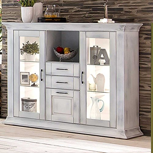 Esszimmer-Highboard-in-Wei-Shabby-Chic-Pharao24-0