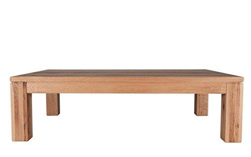 Excl. Baidani Designer Couchtisch DELILAH 90 x 140 cm Balkeneiche - geölt