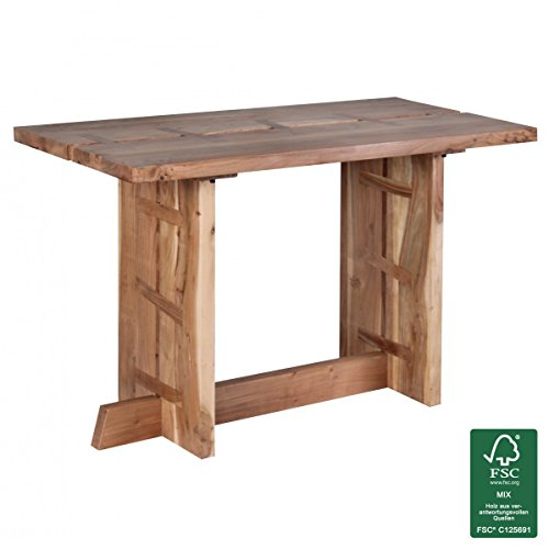 Esstisch Massivholz Altes Holz : FineBuy-Esstisch-Massivholz-Akazie-120-x-60-x-76-cm-Esszimmer-Tisch ...