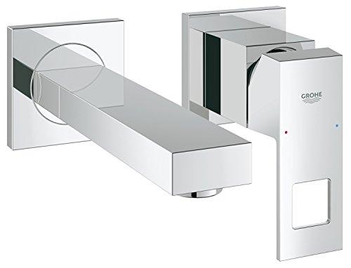 GROHE-Eurocube-Badarmatur-fr-die-Wandmontage-Ausladung-171-mm-ohne-Unterputz-Einbaukrper-19895000-0