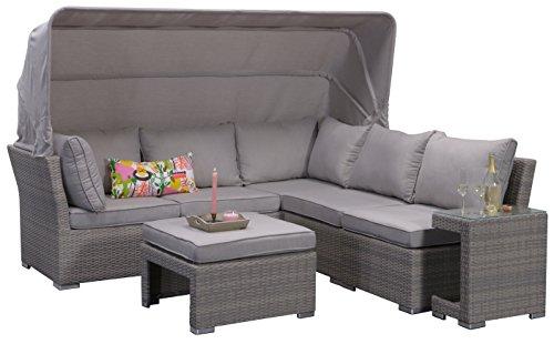 Garden-Impressions-07198GT-Lounge-Set-Kuba-Shadow-226-x-221-x-75-cm-Grau-0