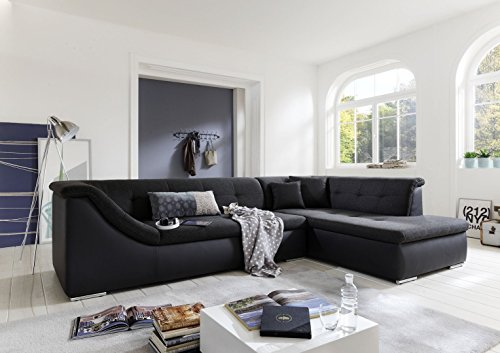wohnlandschaften archive seite 3 von 5 moebel24. Black Bedroom Furniture Sets. Home Design Ideas
