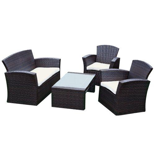 Garten-Loungembel-Set-braun-2-Sessel-1-Bank-1-Tisch-0