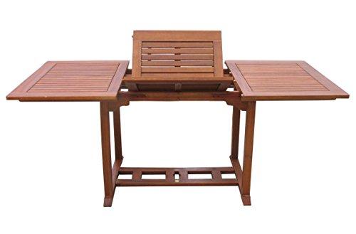 Gartentisch-Cuba-120-180x90cm-Akazienholz-ausziehbar-0