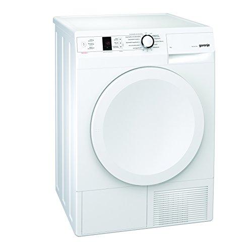 Gorenje D740B Kondenstrockner / B / 4.2 kWh / 7 kg / Knitterschutz / Reduzierte Trocknungstemperatur / weiß