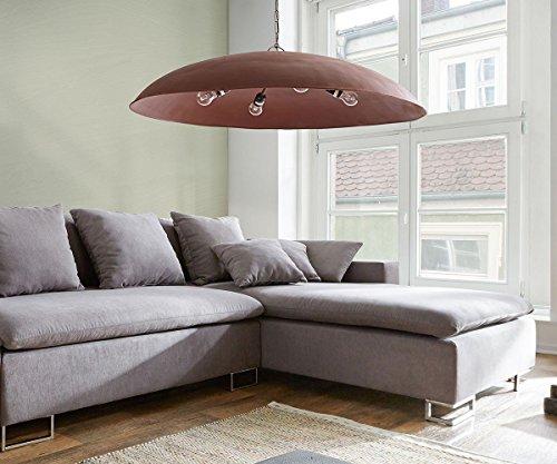 Hngelampe-Caleb-Rostbraun-100x100-cm-Antik-Optik-Hngeleuchte-0