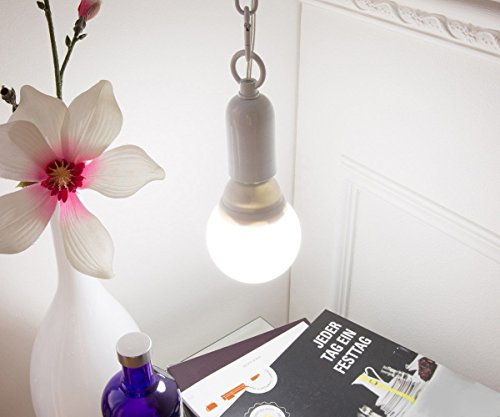 Hngelampe-Xendy-Weiss-13x97-cm-inklusive-Leuchtmittel-Hngeleuchte-0-0
