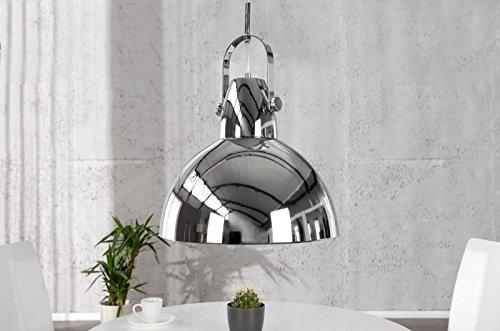 Hängeleuchte Fabrik Light - Stylisch - Chrom
