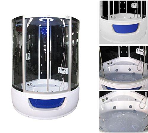 Home-Deluxe-Exclusio-Duschtempel-inkl-Whirlpool-und-Dampfsauna-0