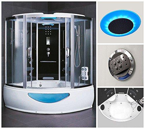 Home-Deluxe-Exclusive-Duschtempel-inkl-Whirlpool-und-Dampfsauna-schwarz-0