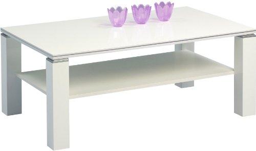 hometrends4you 231950 couchtisch 110 x 44 x 67 cm wei hochglanz 0 m bel24. Black Bedroom Furniture Sets. Home Design Ideas