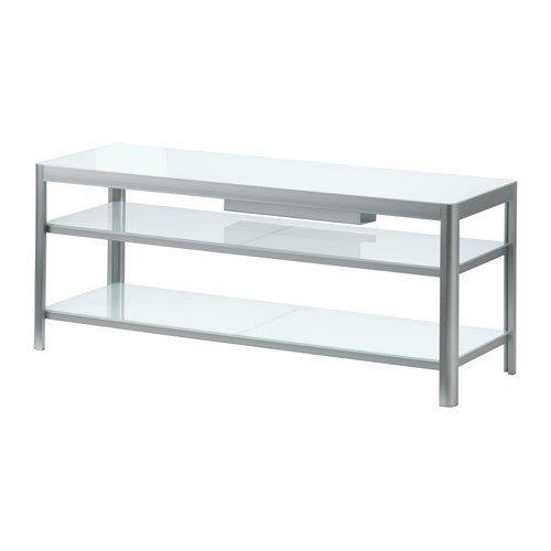 IKEA GETTORP TV-Bank in weiß; (120x40cm)