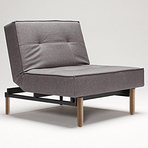 Innovation-Klappsessel-mit-hellen-Holzbeinen-Splitback-Stem-Light-Wood-Textil-dunkelgrau-0