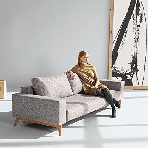 Innovation Klappsofa Idun - 521 Grey