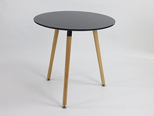 Inspiration-Retro-Tisch-MDF-rund-70-cm-Durchmesser-in-Schwarz-0