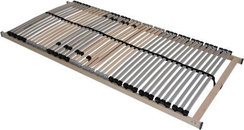 Interbett-554061-Rahmen-Lattenrost-Pro-42-TV-gut-7-Zonen-42-Leisten-nicht-verstellbar-90-x-200-0