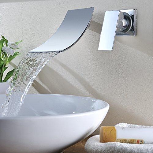 KINSE-Elegant-Mischbatterie-Wandhalterung-Wasserhahn-Armatur-Wand-Wasserfall-Waschbecken-Waschtisch-0