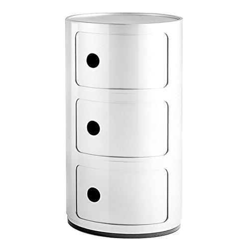 Kartell-Componibili-Container-3-Elemente-wei-Anna-Castelli-Ferrieri-Design-Container-0
