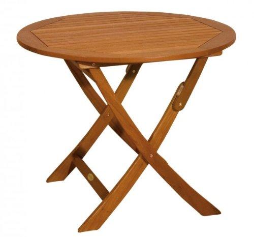 Klapptisch-Gartentisch-Holztisch-runder-Tisch-klappbar-aus-massivem-Eukalyptusholz-gelt-FSC-zertifiziert-0