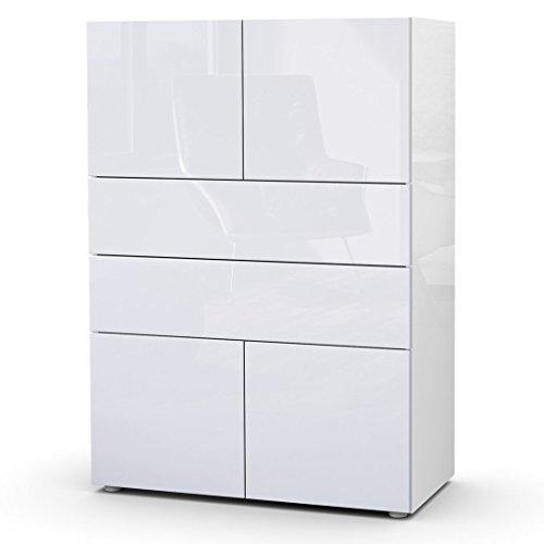 Kommode-Sideboard-Massa-V2-in-Wei-Wei-Hochglanz-0